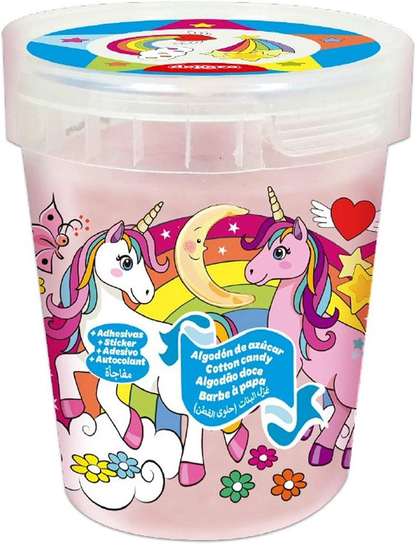 Generique - Bote de algodón Dulce Unicornio 30 gr: Amazon.es ...