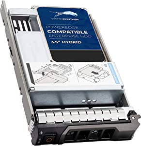 900GB 15K SAS 12Gbps LFF HDD for Dell PowerEdge Servers | Enterprise Hard Drive in 13G 3.5in Hybrid Tray Compatible with PE T630 R430 R530 R730 322PK 400-APFZ