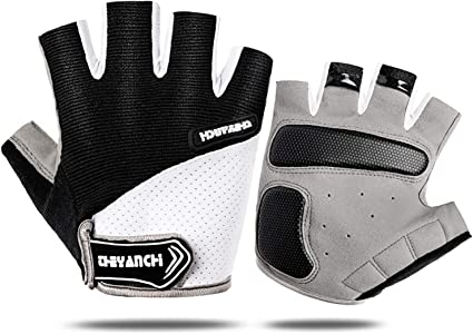 Unisex Gym Workout Gloves Cycling Rowing Weight Lifting Cross Fit Gloves Use