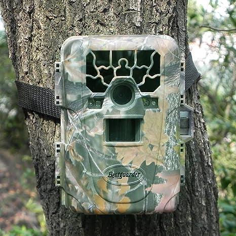 Mcitymall77 HD impermeable IP66 caza/juego/Trail/A5/Ghost cámara de 12 Mp imagen y Video 1080P de 75 pies/23 m distancia para naturaleza studay/wildwife de ...