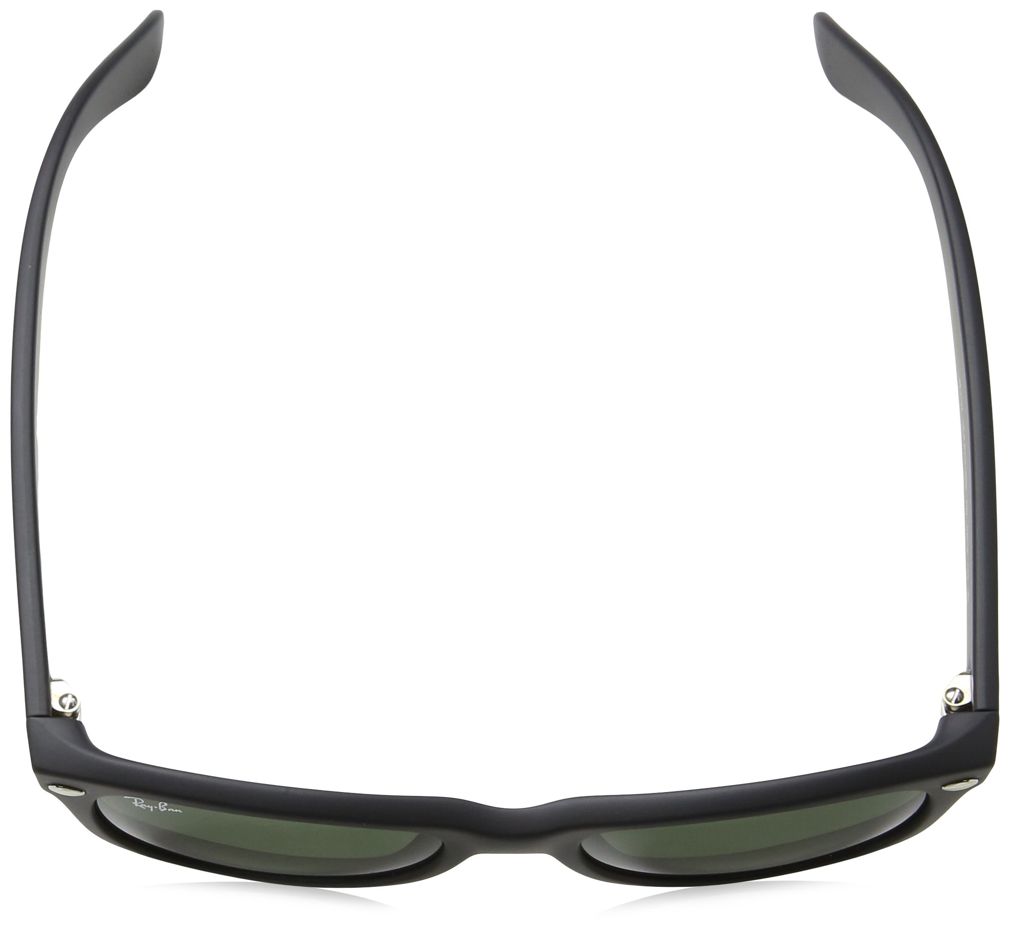 Ray-Ban RB2132 New Wayfarer Sunglasses, Black (622), 52 mm by Ray-Ban (Image #4)