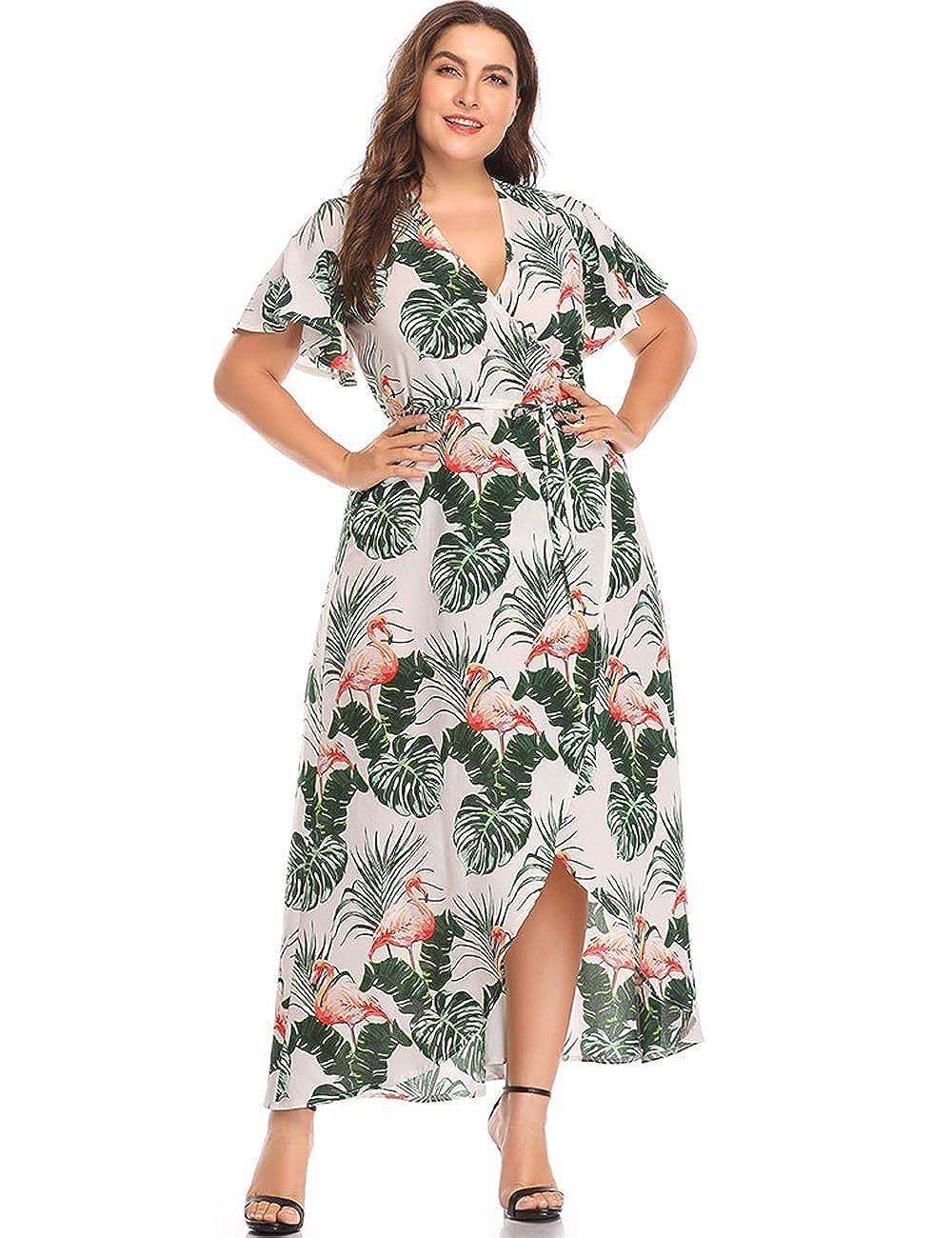 4a0170af87 Top 10 wholesale Long Floral Wrap Dress - Chinabrands.com