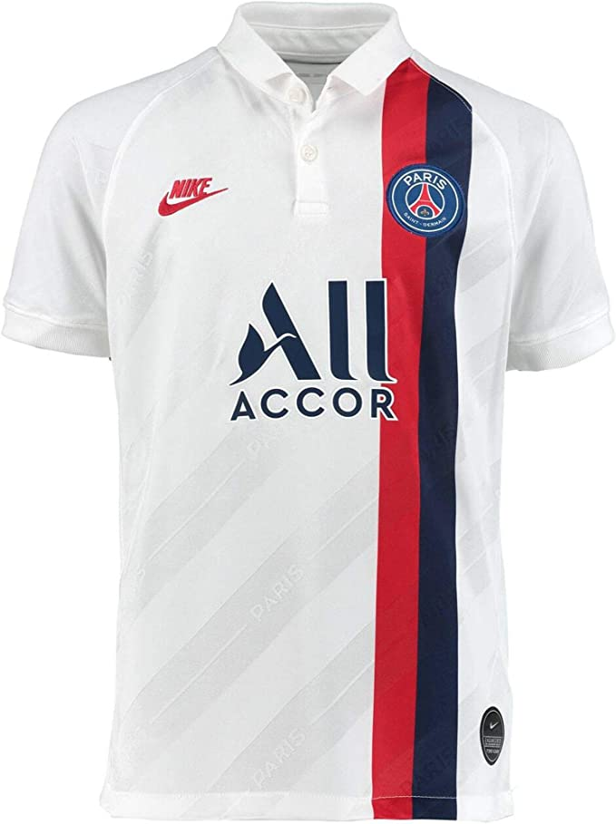Nike PSG Breathe Stadium Maillot 3r d'équipe Enfant: Amazon