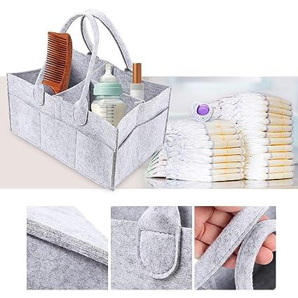 Amazon.com: iLifeSmart - Organizador de pañales para bebé ...