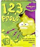 Mattel Games - DVJ49 - Jeu de société - 1, 2, 3, Prout