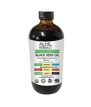 Alive Herbals Black Seed Oil