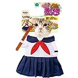 ペティオ (Petio) 猫用変身着ぐるみウェア セーラー服