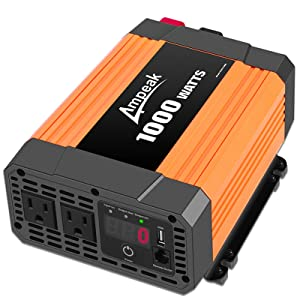 Ampeak 1000W Power Inverter