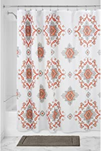 Home Goods Co. Shower Curtain(72 X 72) (Medallion Paisley)