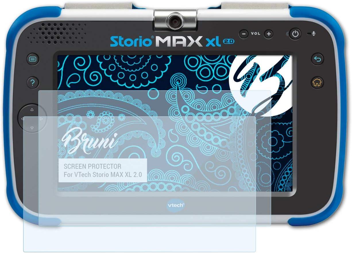 Bruni Película Protectora para VTech Storio MAX XL 2.0 Protector ...