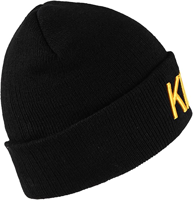 288d3679c9a20 King   Queen Beanie Hats His   Hers Couple Matching Warm Stylish Hat