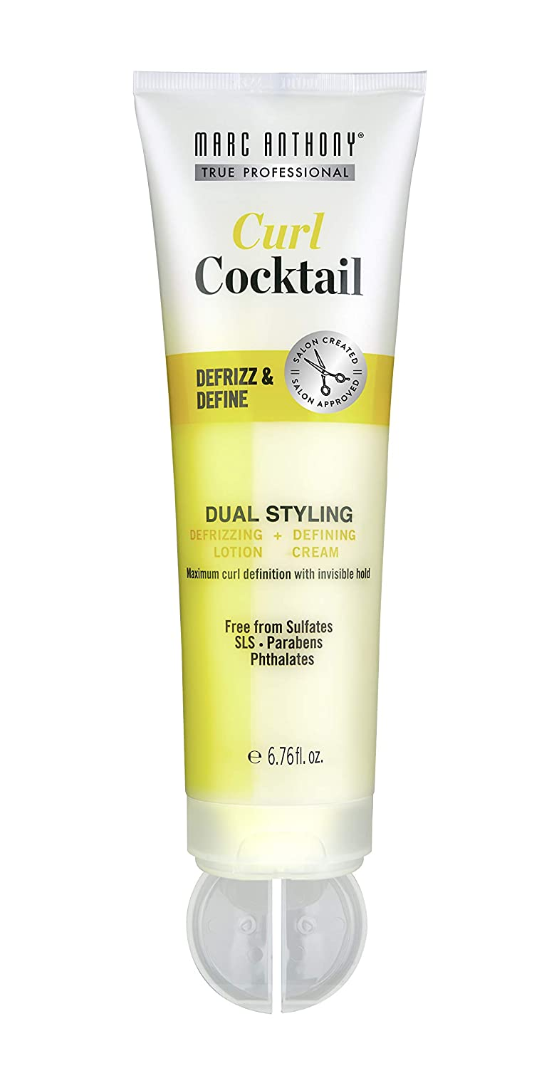Marc Anthony Curl Cocktail Defrizz & Define, 6.76 Ounces