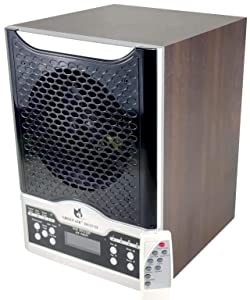 Green Air Deluxe 3 Plate HEPA and Odor Fighting Filter Alpine Air Purifier