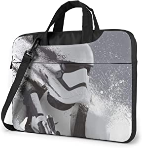 Star War Laptop Sleeve Bag Case 13 inch MacBook Air Pro Notebook Sleeve Case Portable Briefcase Tote