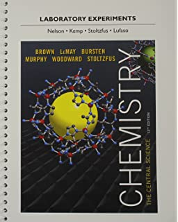 Chemistry the central science 13th edition theodore e brown h laboratory experiments for chemistry the central science 13th edition fandeluxe Image collections