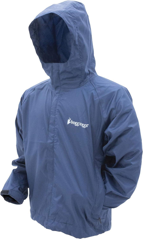 FROGG TOGGS Mens Stormwatch Waterproof Rain Jacket