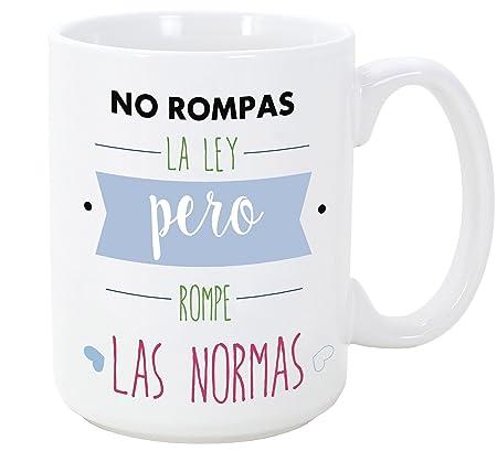 Original Breakfast Cups With Phrases Motivadoras No Rompas