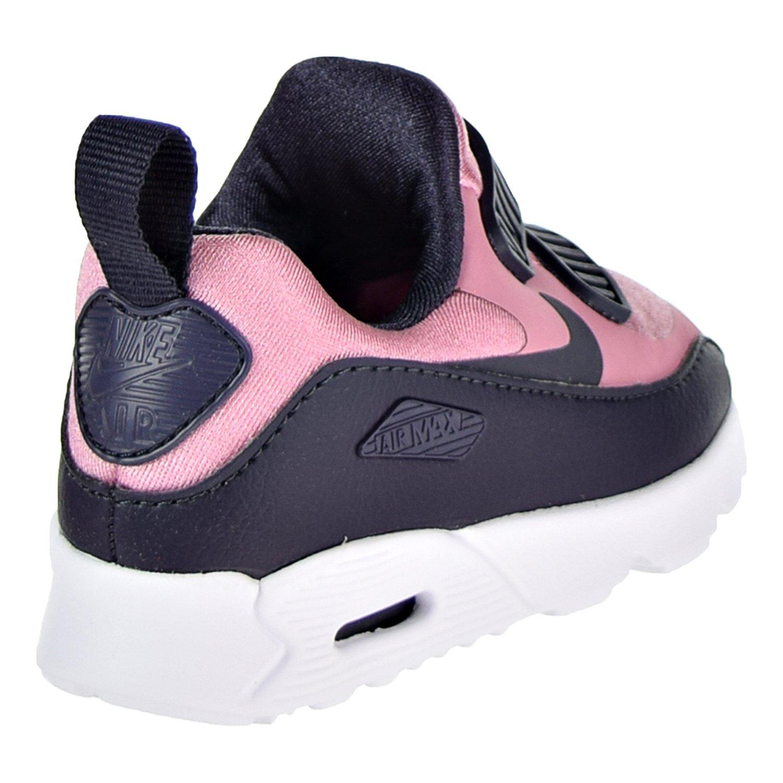 Nike Air Max Tiny 90 Toddler's Shoes Elemental PinkGridiron White 881928 602
