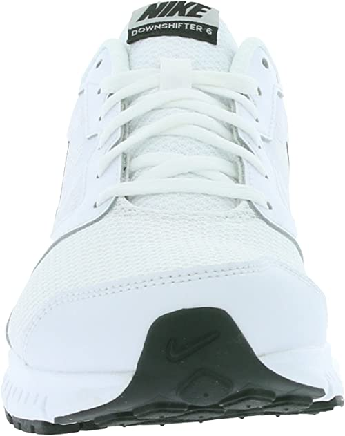 NIKE Downshifter 6 Hommes Baskets blanc 684652 100, Size:45