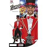 Weihnachtsfeier Zirkus.Erwachsene Weihnachtsfeier Zirkus Lion Dompteur Zirkusdirektor