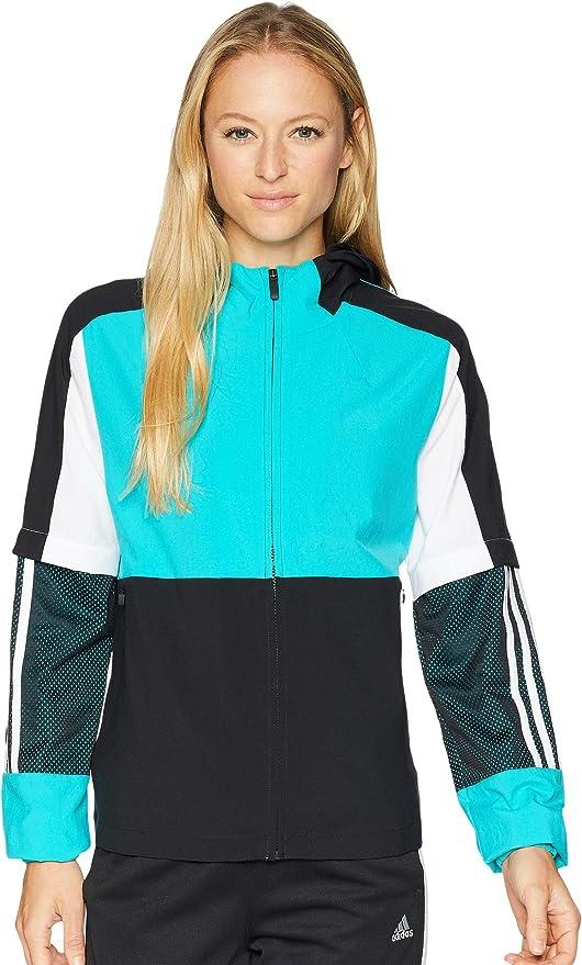 adidas Athletics Sport ID Wind Jacket Chaqueta de chándal, Mujer ...