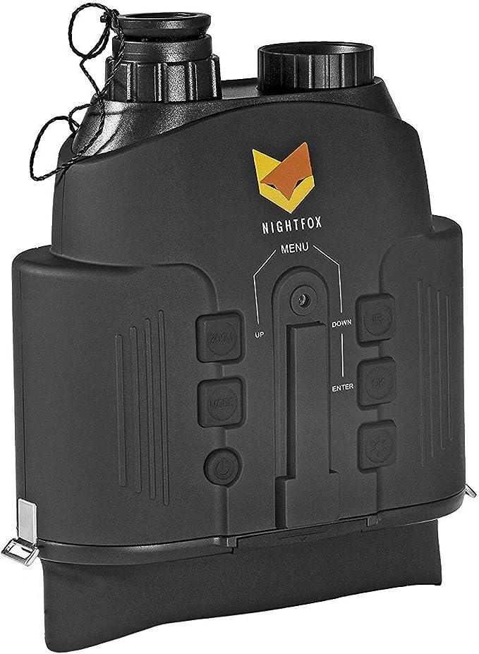 Nightfox 110R Widescreen Night Vision Binocular - Easy to Use