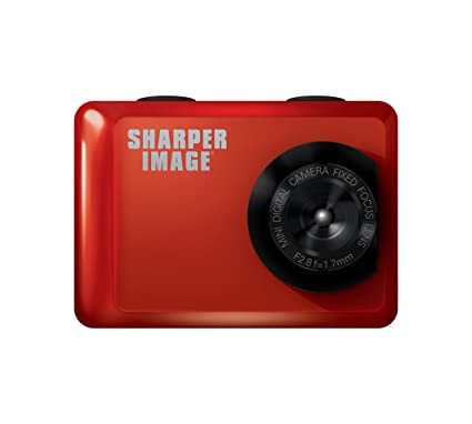 Buy Sharper Image Svc555rd 720p Action Cam With Waterproof Case