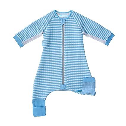 Tommee Tippee GRO Saco de dormir Groromper, 12- 24m, diseño de rayas, color azul