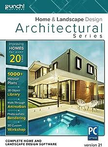 Punch! Home & Landscape Design Architectural Series v21 [PC Download]