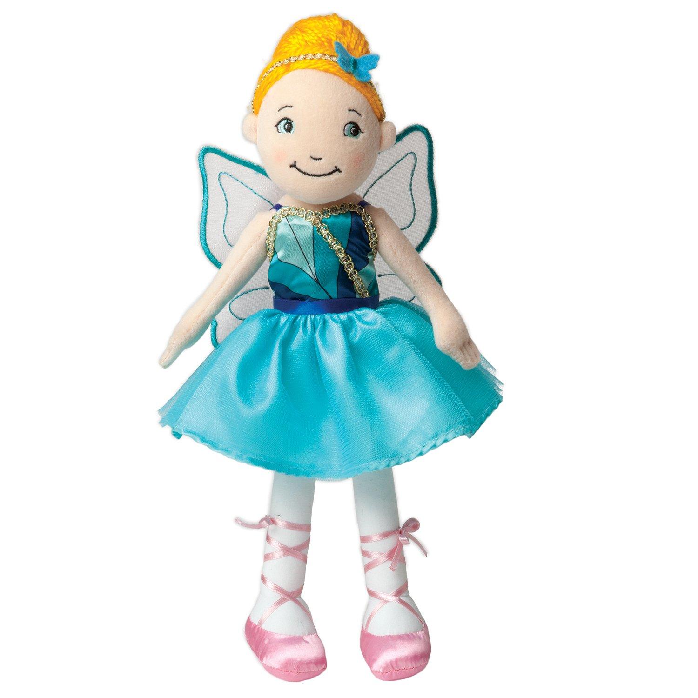 Manhattan Toy Groovy Girls Melissa Butterfly Ballerina Fashion Doll