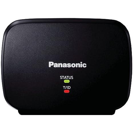 amazon com panasonic kx tga405b range extender for dect 6 0 plus