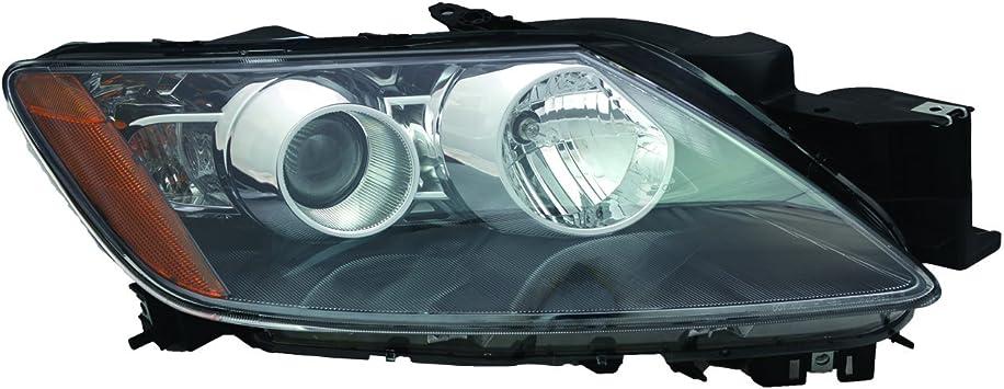 TYC 20-6938-90-1 Mazda CX-7 Left Replacement Head Lamp