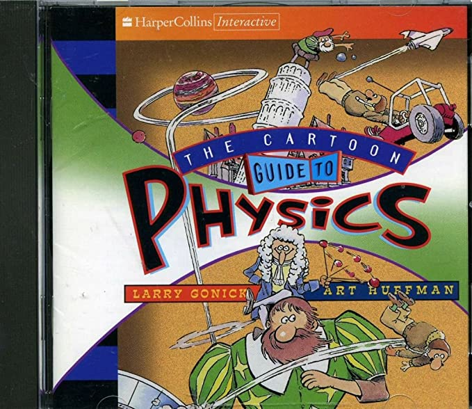 the cartoon guide to physics cartoon guide series