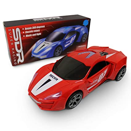 Racing Car F1 Friction Racing Car Toy 1:18 Scale with Sound Assorted Colour
