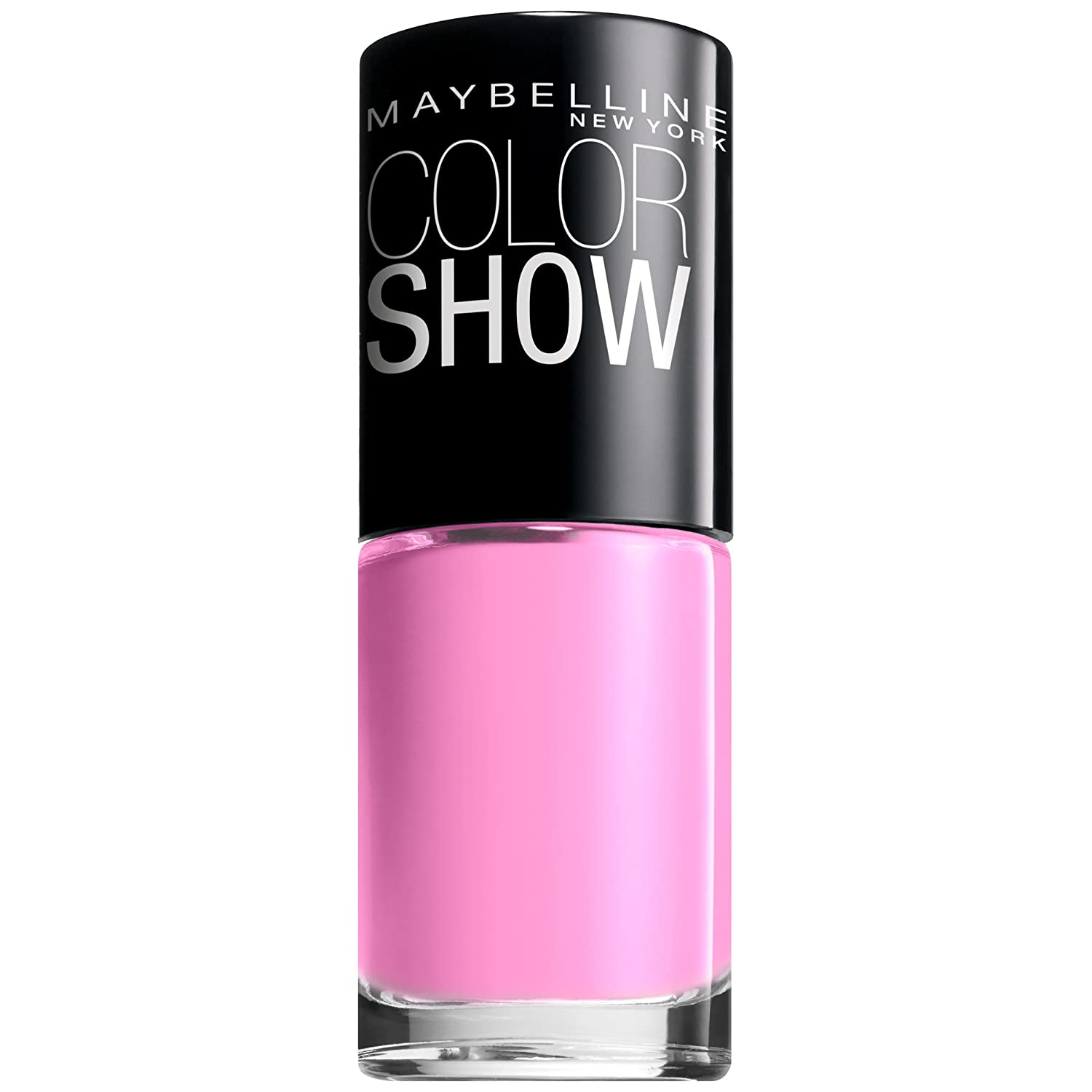 Amazon.com : Maybelline New York Color Show Nail Lacquer, Sapphire ...