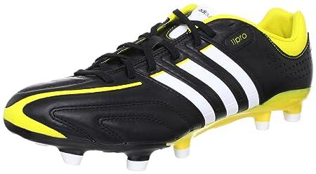 various colors ce819 1e6d6 Adidas adiPure 11Pro TRX FG Fussballschuhe black-running white-vivid yellow  - 40 2