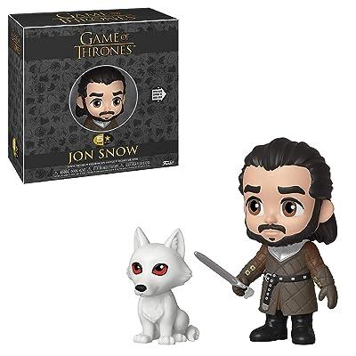 Funko 5 Star: Game of Thrones - Jon Snow: Toys & Games