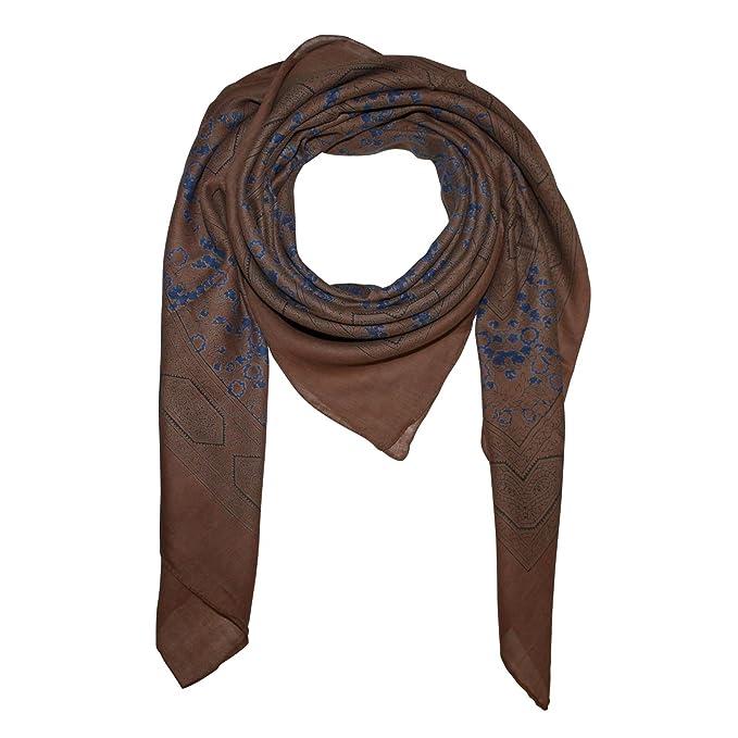 Superfreak® Baumwolltuch Indisches Muster 1°Tuch°Schal°100x100 cm ...