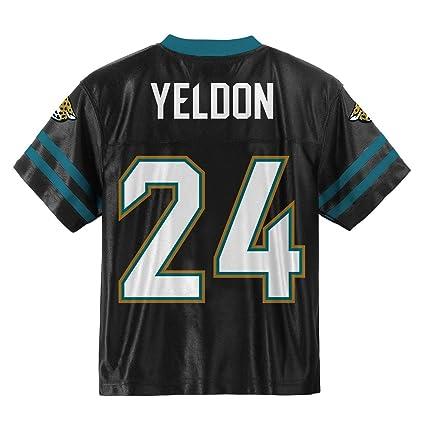 dbd4af545 Outerstuff T.J. Yeldon Jacksonville Jaguars  24 Infants Toddler Home Player  Jersey
