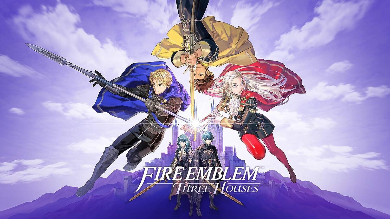 Fire Emblem: Three Houses - Nintendo Switch [Digital Code]