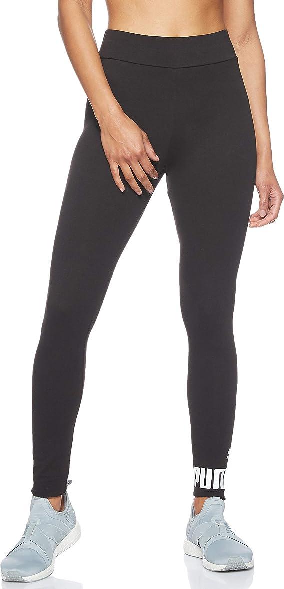 Puma Women's Ess Logo Leggings Pants,PUMA,853462