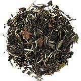 Organic White Peony Tea, Loose Leaf White Tea, Bulk 1 Pound Bag, Positively Tea LLC. (1 Lb.)