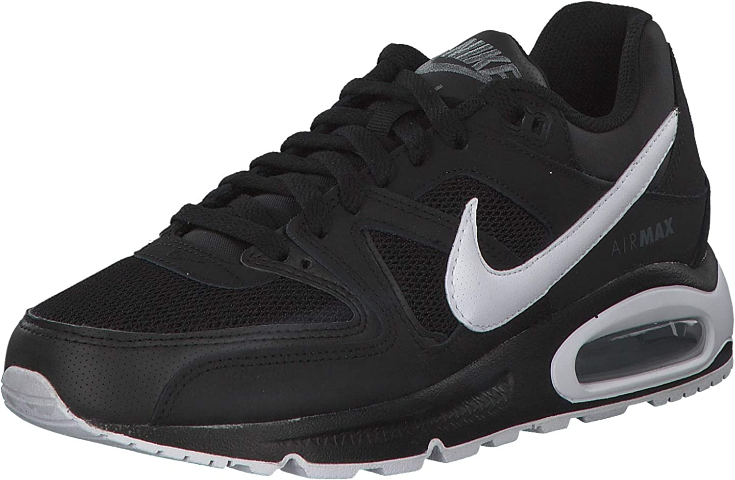 relé Señor Deformar  Amazon.com: Nike Air Max Command Sneaker black/white 629993-032, EU Shoe  Size:41 EU: Shoes