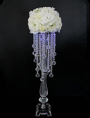 Amazon Everbon Set Of 10 Tall Acrylic Wedding Centerpiece