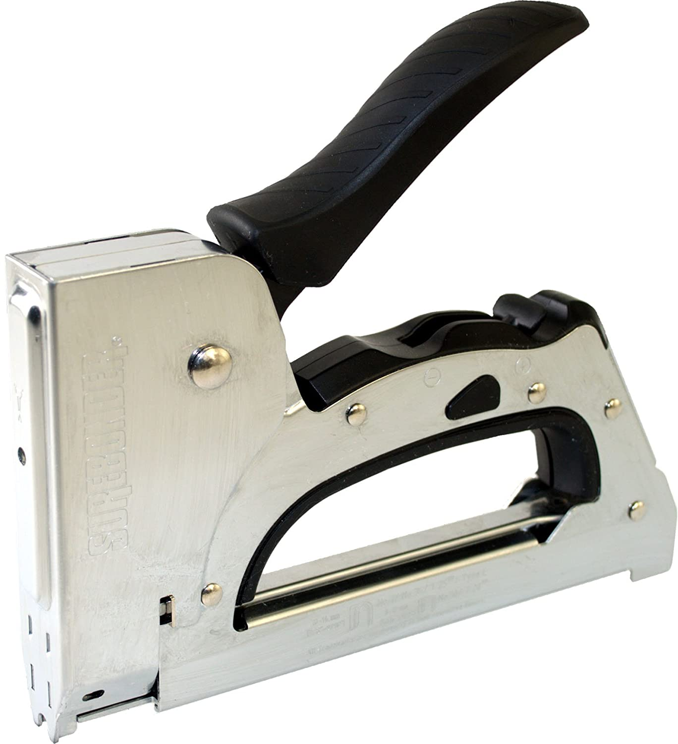 Amazon.com: Surebonder 5645 2-in-1 Heavy Duty Cable/Staple Gun: Home ...