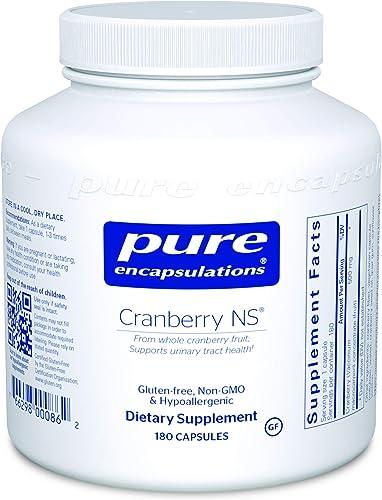 Pure Encapsulations Cranberry Supplement