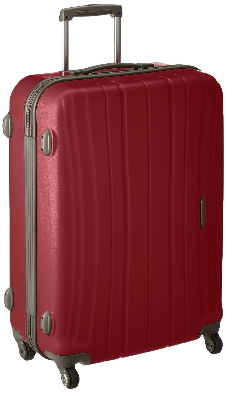 [プロテカ] スーツケース 日本製 フラクティII 76L 66cm 4.0kg 02664 B076J4LM7V レッド レッド