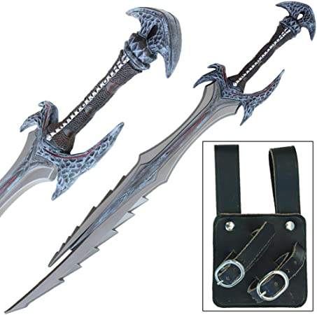 Wooden Sword Fantasy Role Play Battlefield Fighting Strong Plywood Game Gift