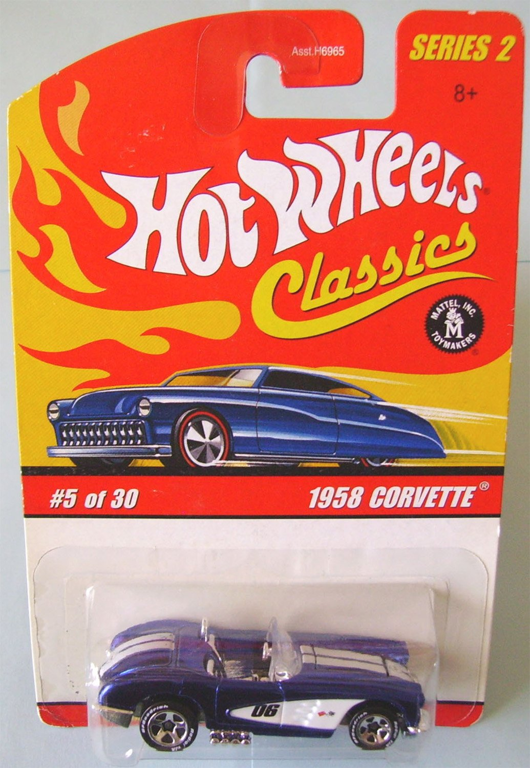 Hot Wheels H6965 - - - Classics 547f99