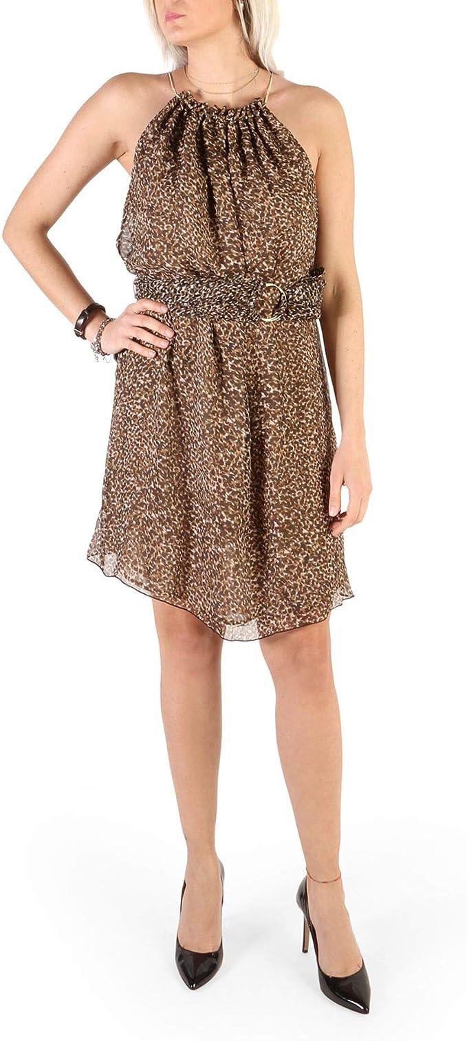 Guess Marciano Leopard Dress by: Amazon.it: Abbigliamento